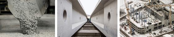 Tilsætningsstoffer til beton