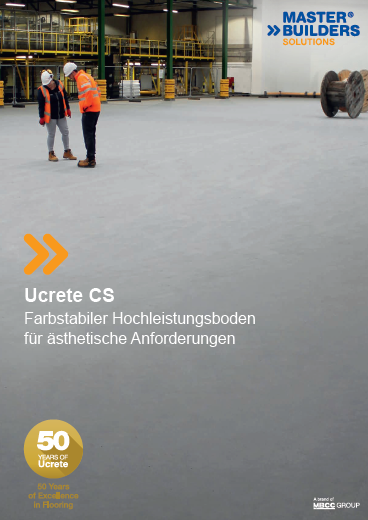 Flyer Ucrete CS