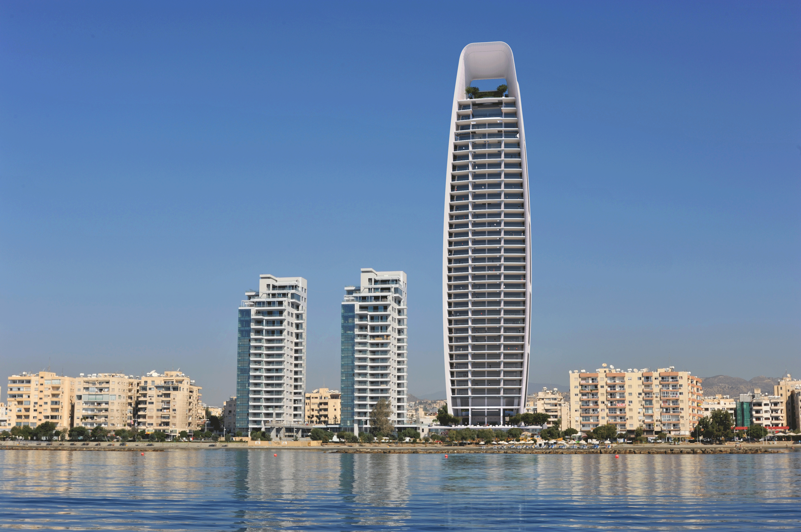 ONE Tower Limassol