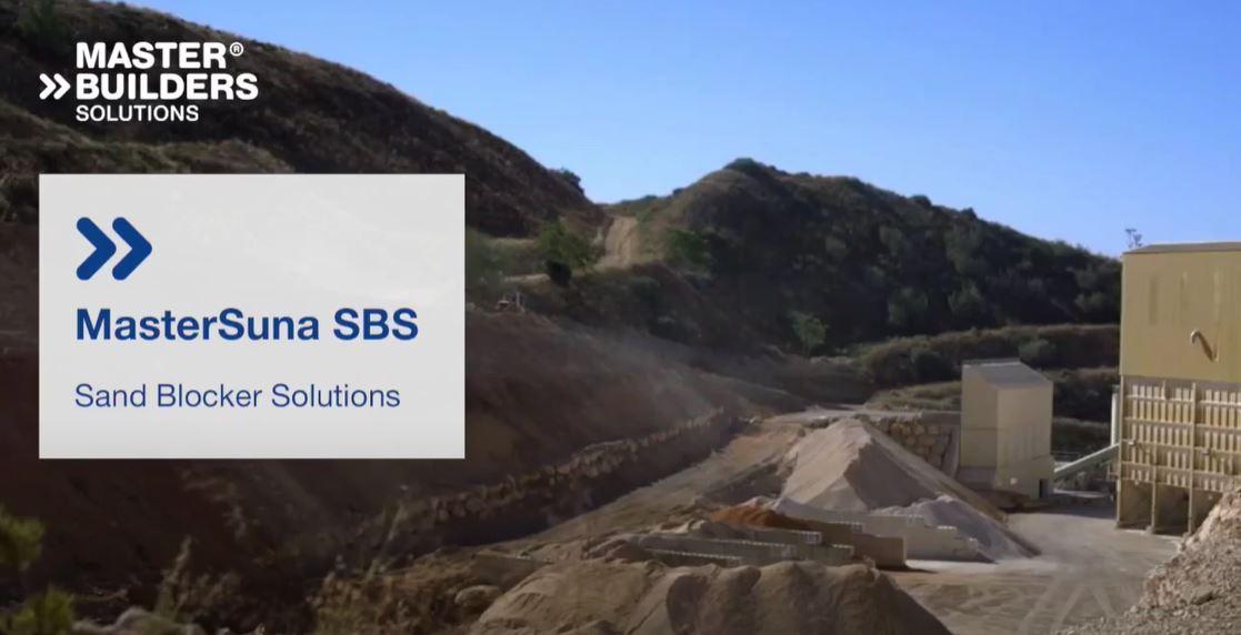 MasterSuna SBS – Sand Blocker Solutions