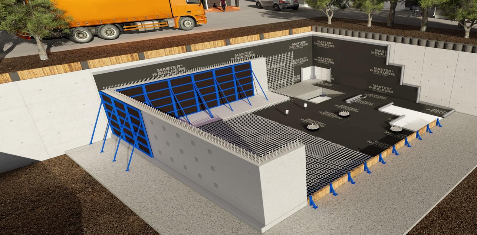 Watertight Concrete