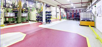industrial, flooring, ucrete, kitchen,