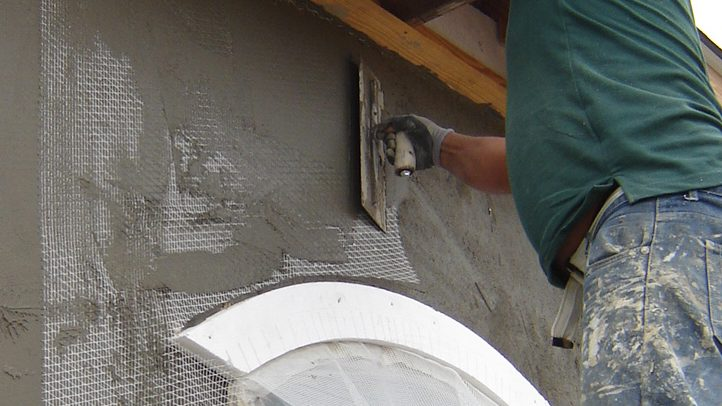 DiamondShield Stucco Mesh