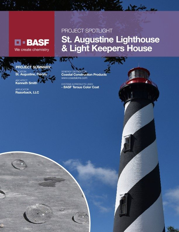 Project Spotlight - St. Augustine Lighthouse & Light Keepers House Teaser Image