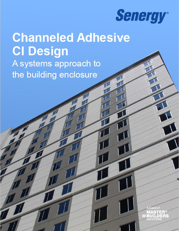 Channeled Adhesive CI Design Brochure Teaser Image