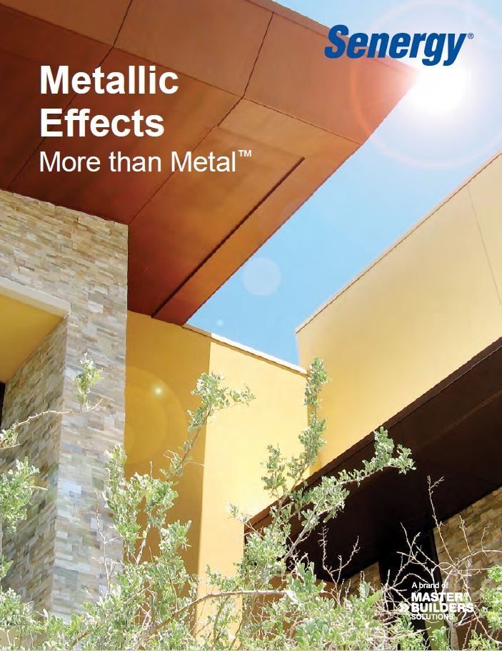 Metallic Effects Brochure