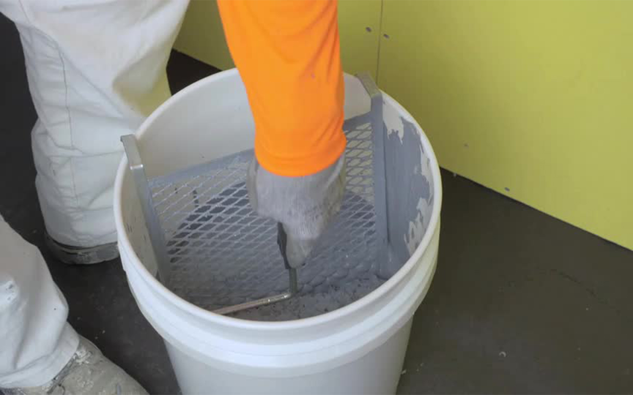 Finestone air and water-resistive barrier