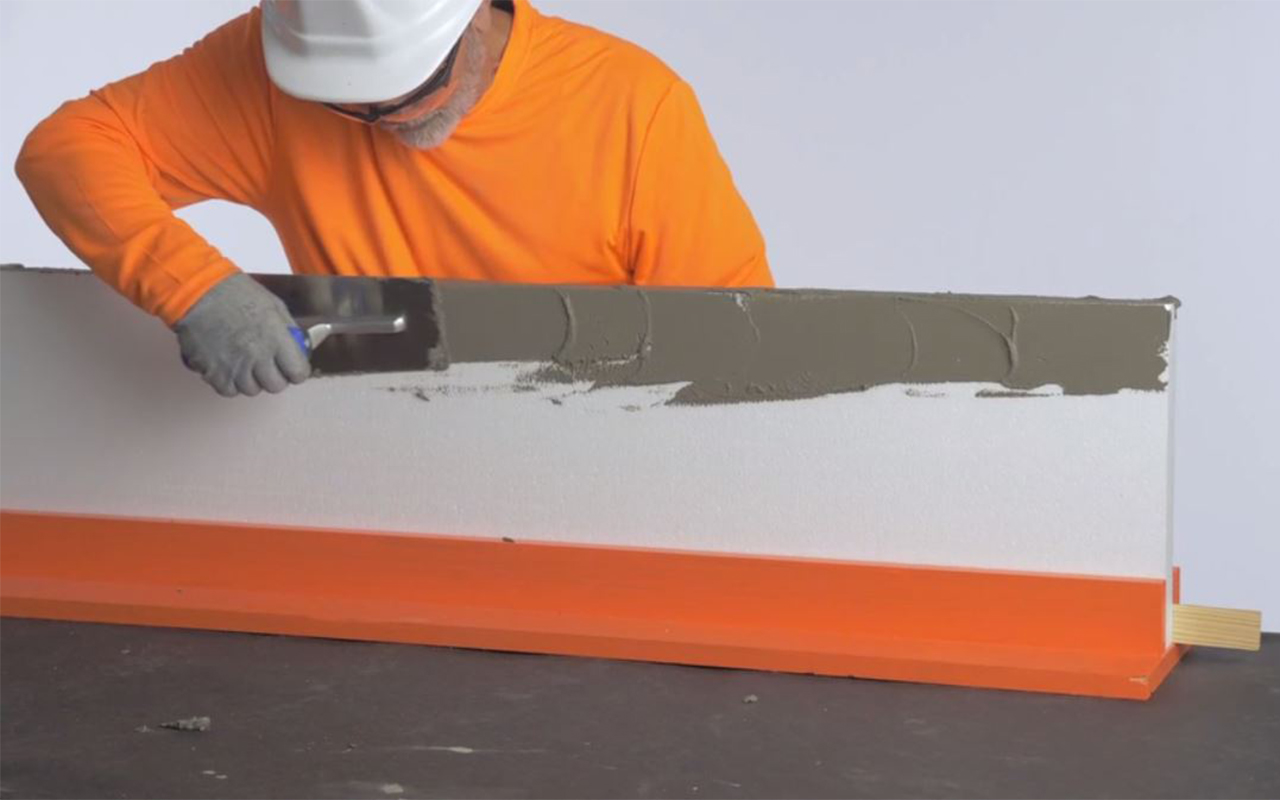 Backwrapping starter boards