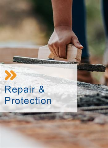 Repair Protection protecting Structures
