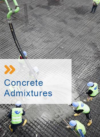 Concrete admixtures solutions africa master builders solutions