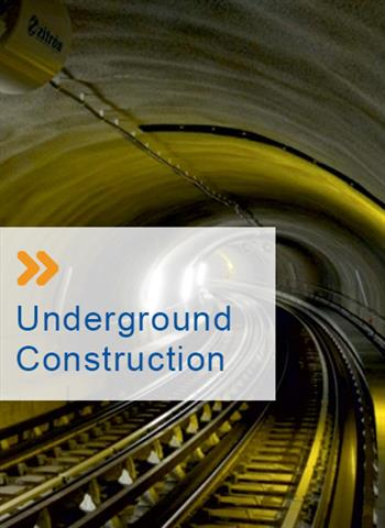 Mining solutions underground construction africa master builders solutions