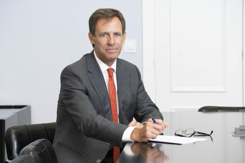 Carlos Peraita, director general de ANEFHOP