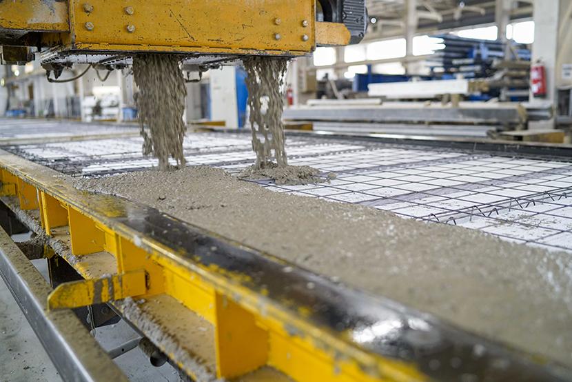 Soluciones para la industria del hormigón