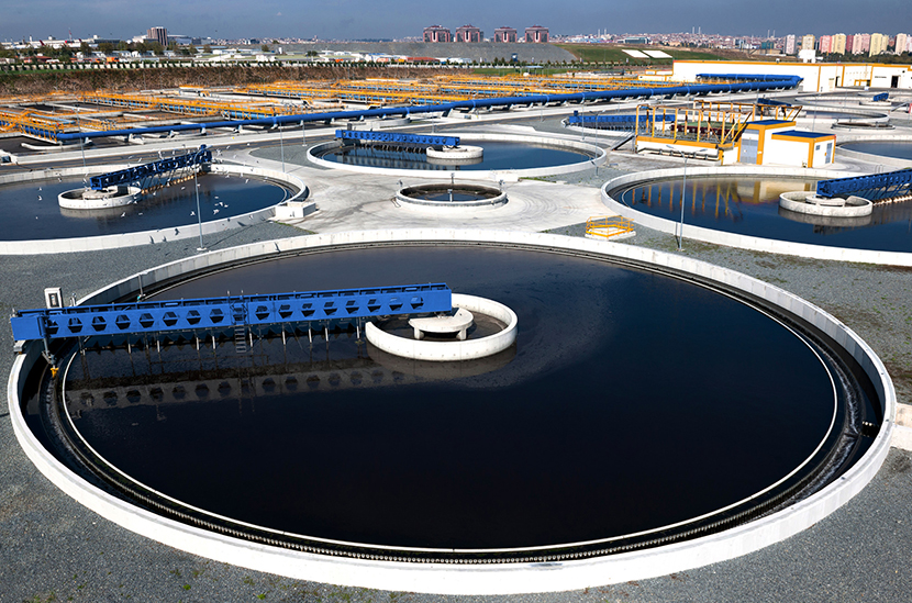 Soluciones para la industria del agua
