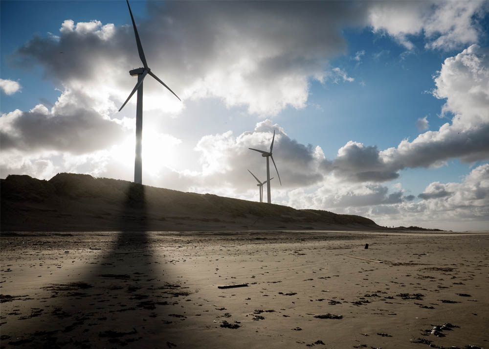 Windfarm grouts