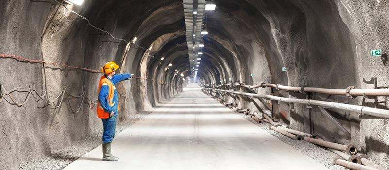 Tunnelentreprenörer