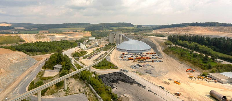 Lösningar för cementindustrin