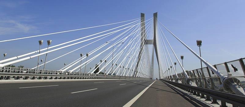 Lösningar för broar, vägar och järnvägar