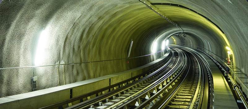 Lösningar för tunnelindustrin
